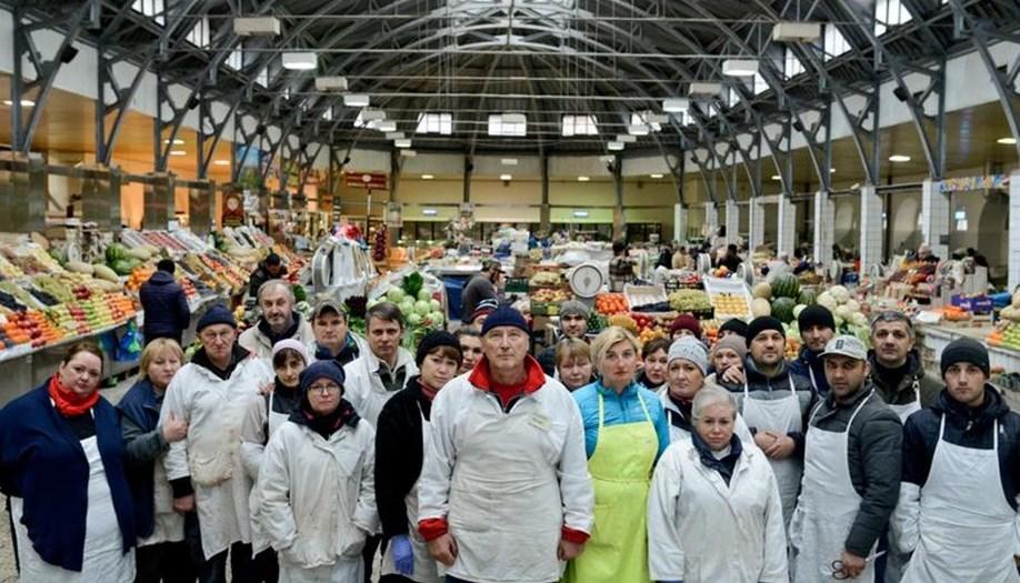 Bauernmarkt - Kaviar, Honig und mehr