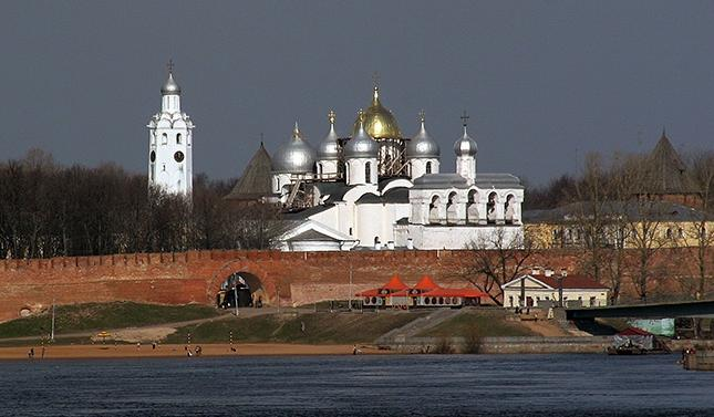 Kremlin and St. Sophia Cathedral